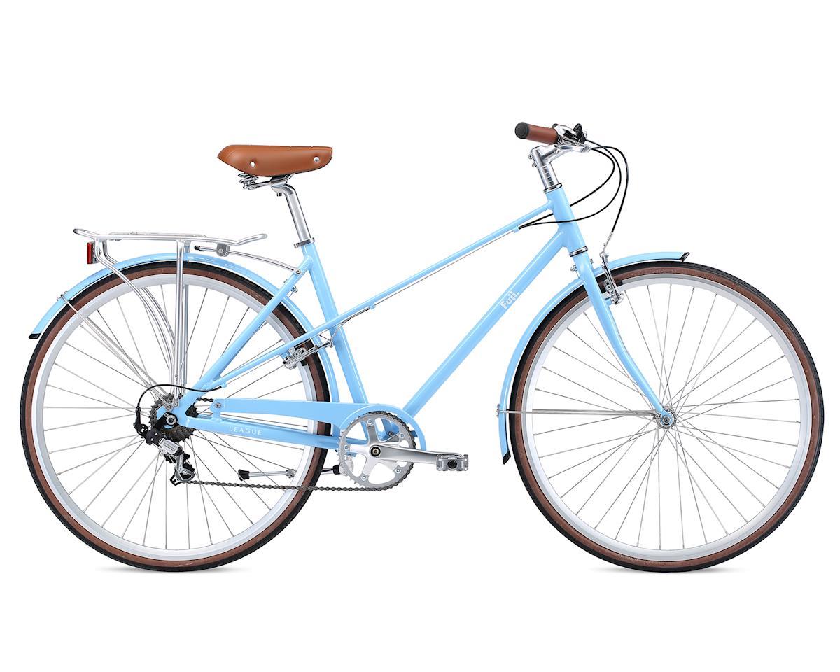 Fuji Bikes League Women's City Bike (Sky Blue) (M)