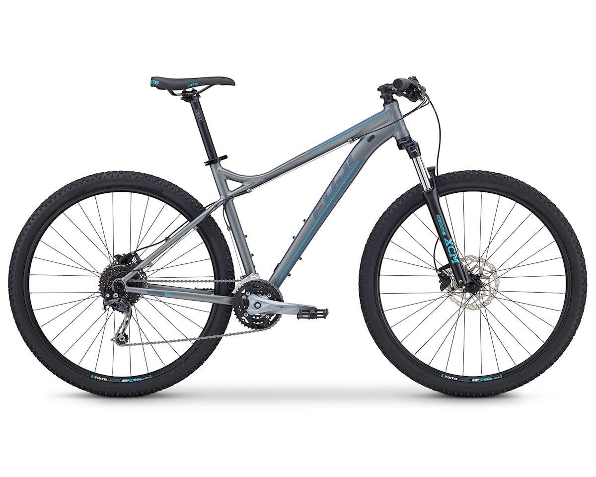 Fuji Bikes 2019 Nevada 29 1.5 Mountain Bike (Satin Smoke Silver) (S)