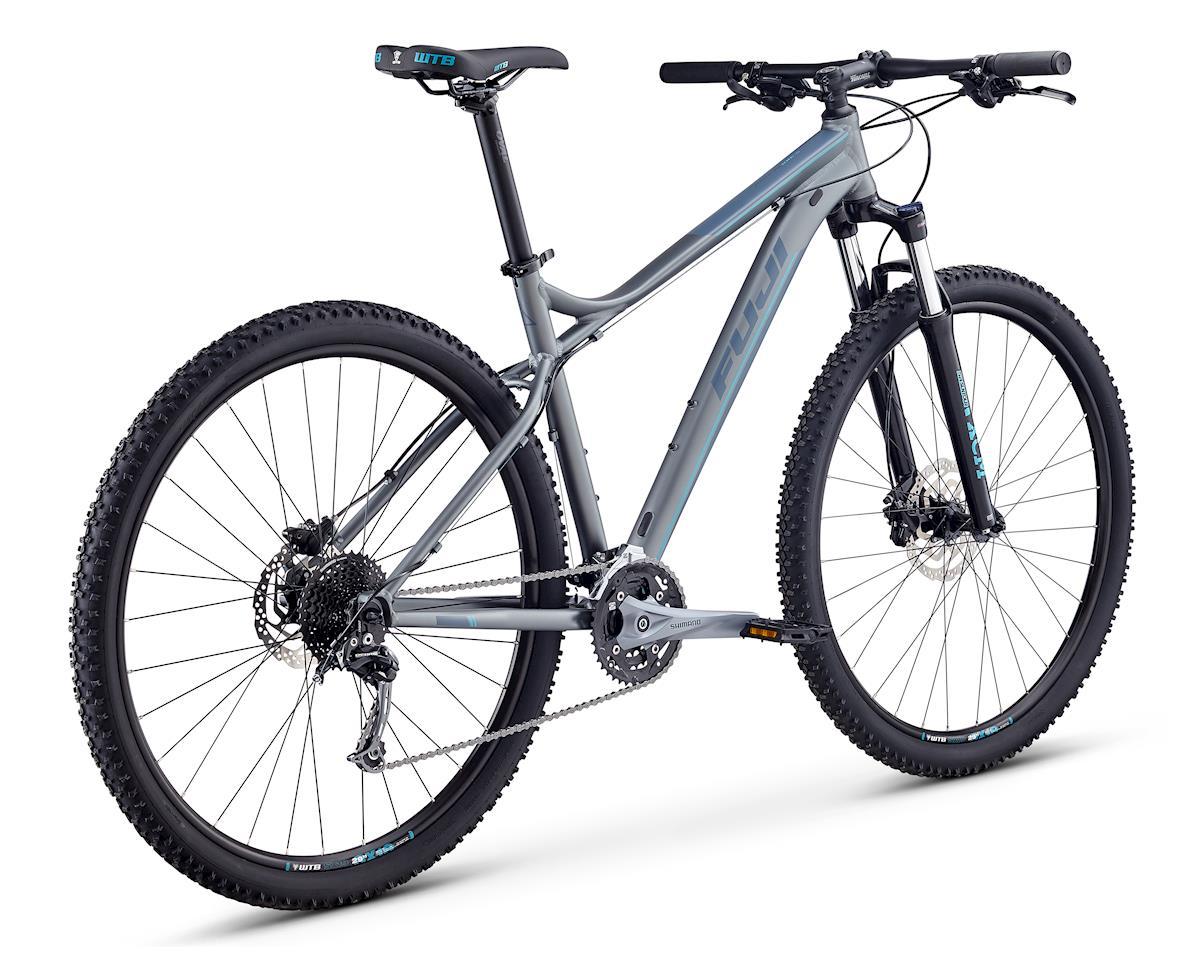 Fuji Bikes 2019 Nevada 29 1 5 Mountain Bike (Satin Smoke Silver) (M)