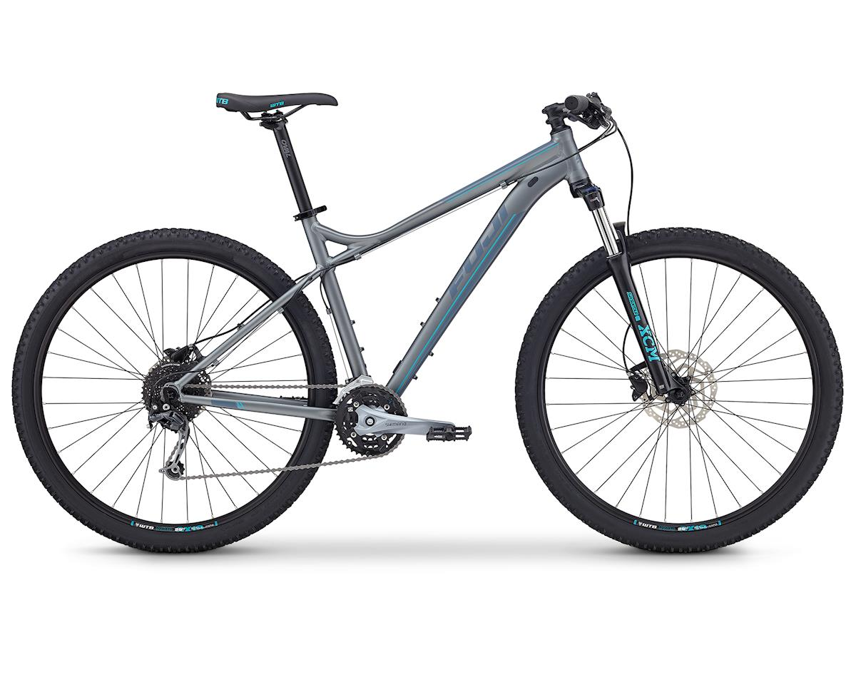 Fuji Bikes 2019 Nevada 29 1.5 Mountain Bike (Satin Smoke Silver) (XL)