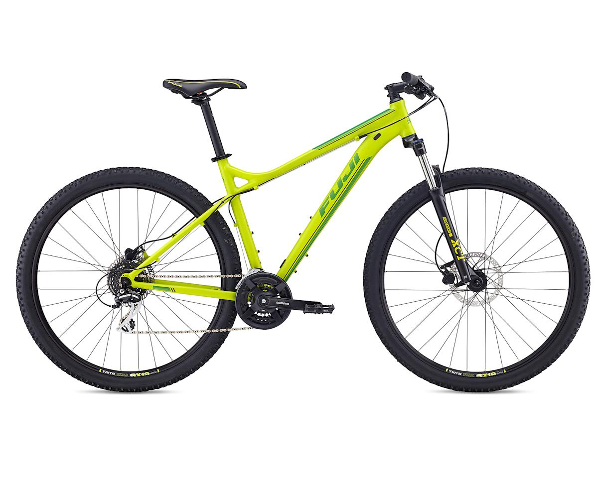 "Fuji Bikes 2019 Nevada 29 1.7 Mountain Bike (Satin Lime Green) (17"")"