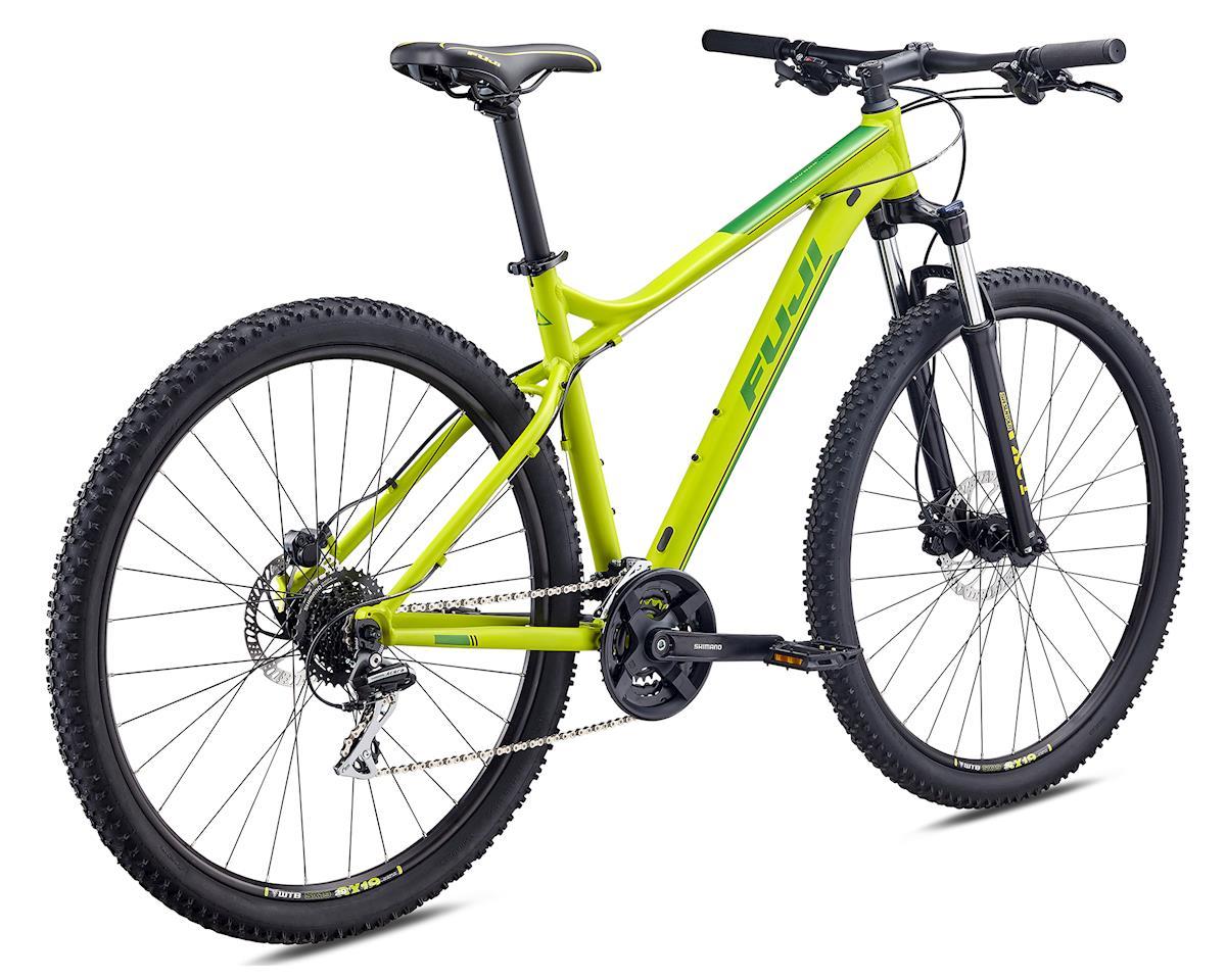 "Image 2 for Fuji Bikes 2020 Nevada 29 1.7 Mountain Bike (Satin Lime Green) (21"")"
