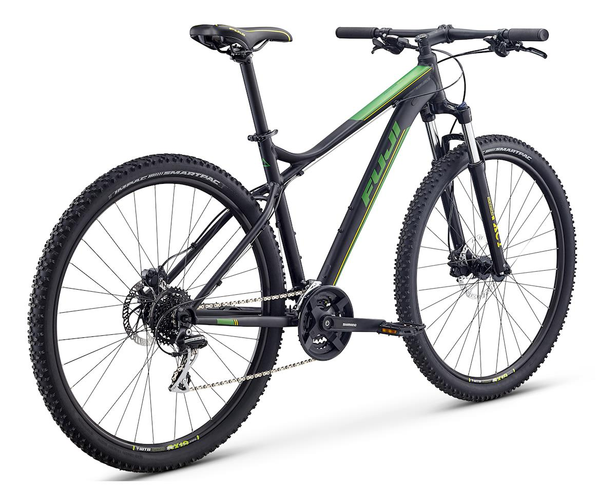 "Image 2 for Fuji Bikes 2020 Nevada 29 1.7 Mountain Bike (Satin Black) (17"")"