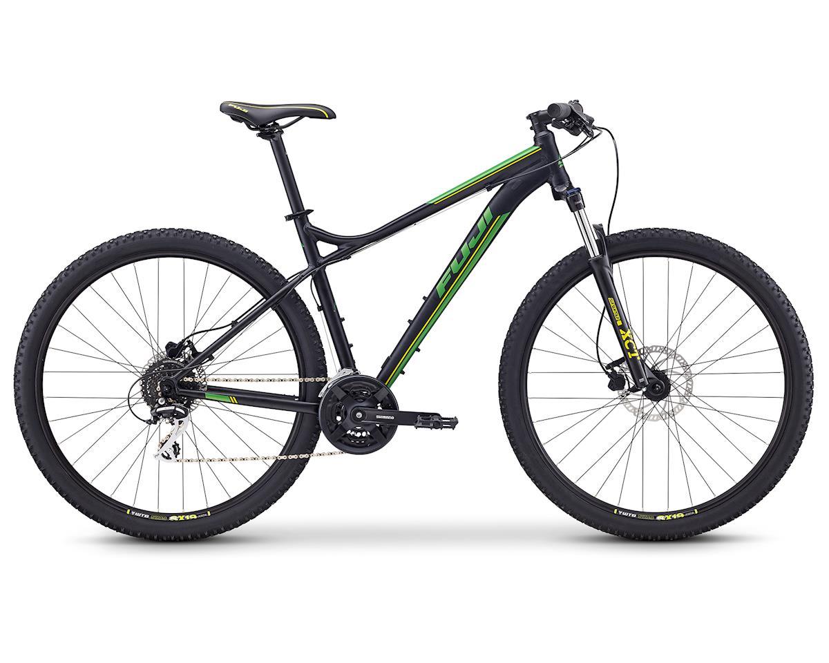 "Fuji Bikes 2019 Nevada 29 1.7 Mountain Bike (Satin Black) (21"")"