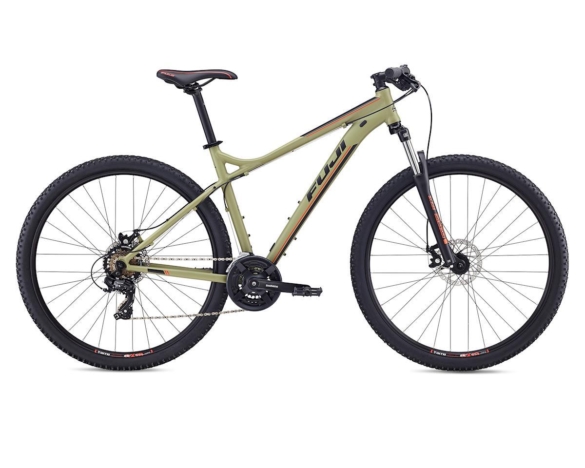 "Fuji Bikes 2019 Nevada 29 1.9 Mountain Bike (Satin Khaki Green) (17"")"