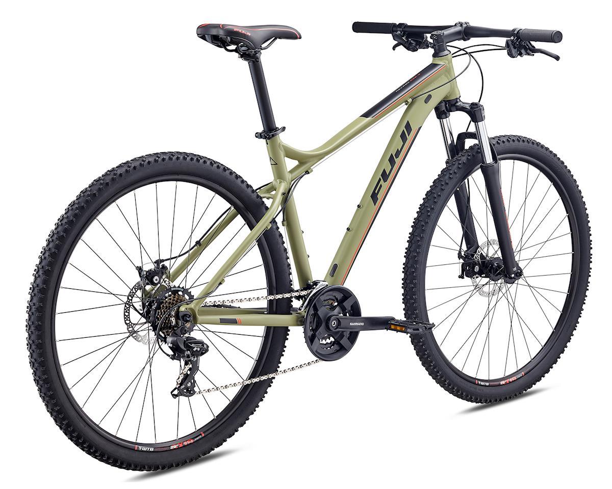 Fuji Bikes 2019 Nevada 29 1 9 Mountain Bike (Satin Khaki Green) (21
