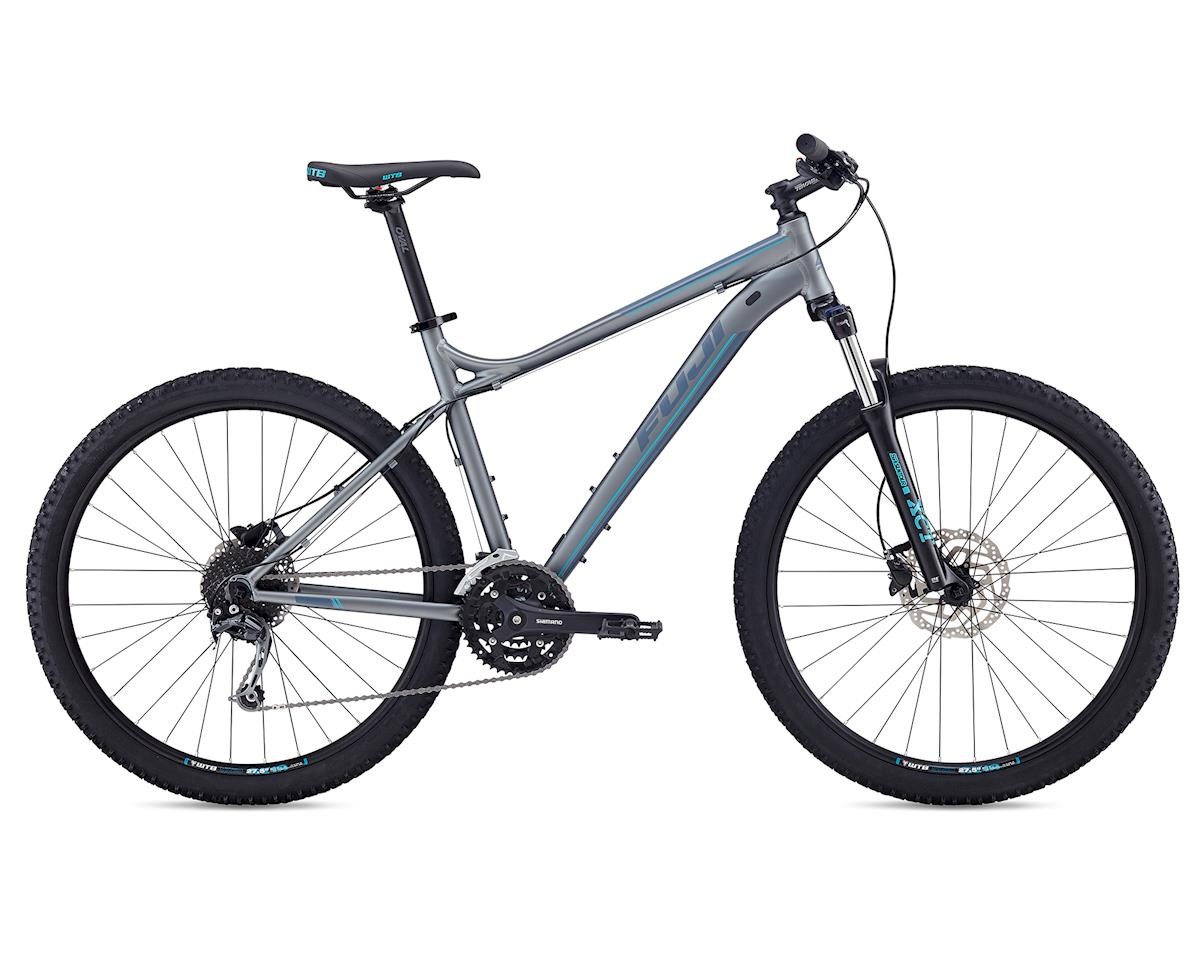 2b37272cd96 Fuji Bikes 2019 Nevada 27.5 1.5 Mountain Bike (Smoke Silver)