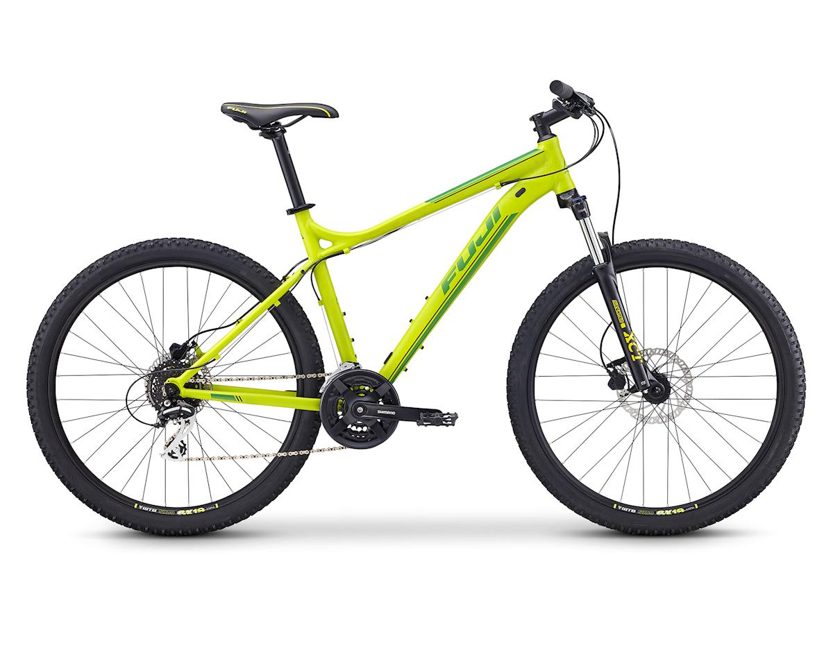 Fuji Bikes 2019 Nevada 27 5 1 7 Mountain Bike (Satin Lime Green) (17