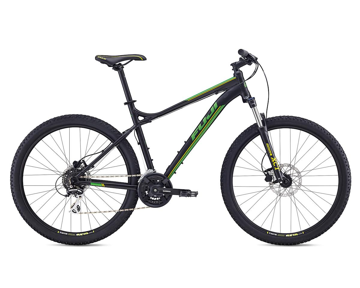 "Fuji Bikes 2019 Nevada 27.5 1.7 Mountain Bike (Satin Black) (17"")"