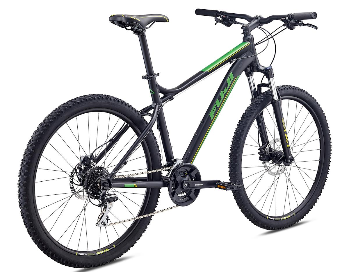 "Fuji Bikes 2019 Nevada 27.5 1.7 Mountain Bike (Satin Black) (19"")"