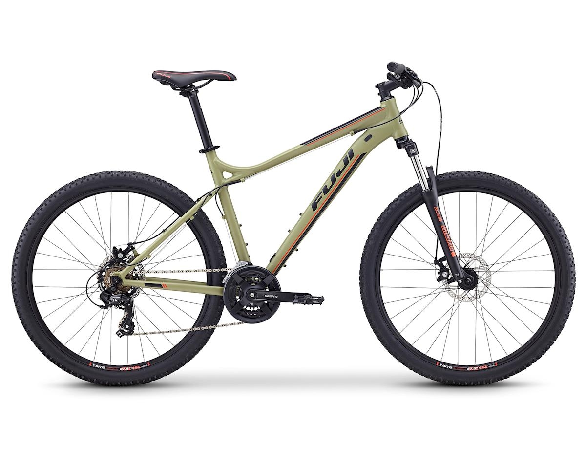 Fuji Bikes 2019 Nevada 27.5 1.9 Mountain Bike (Satin Khaki Green)