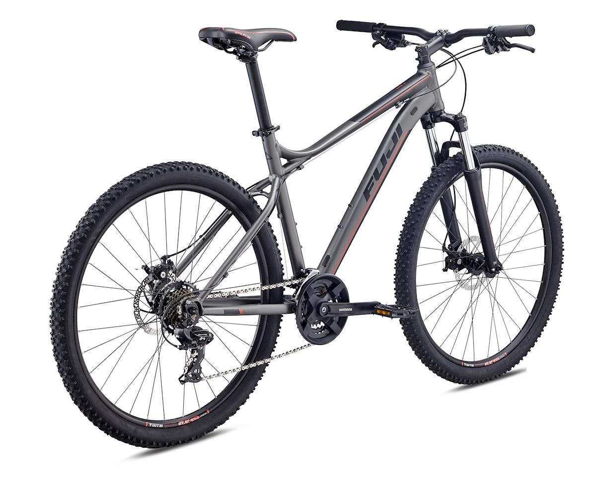 Fuji Bikes 2019 Nevada 27.5 1.9 Mountain Bike (Satin Anthracite) (S)