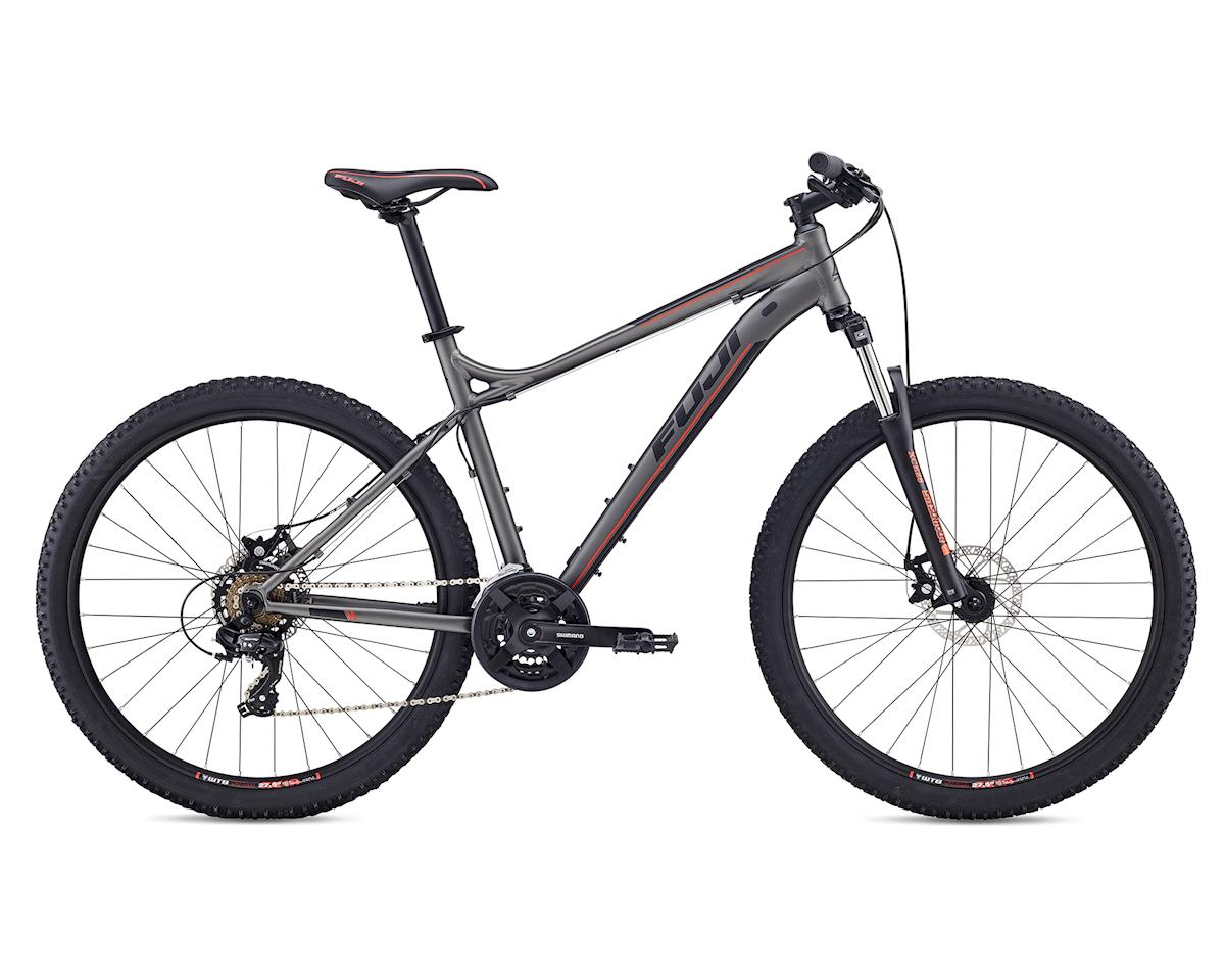 Fuji Bikes 2019 Nevada 27.5 1.9 Mountain Bike (Satin Anthracite) (L)