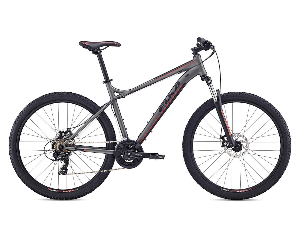 Fuji Bikes 2019 Nevada 27.5 1.9 Mountain Bike (Satin Anthracite) (XL)