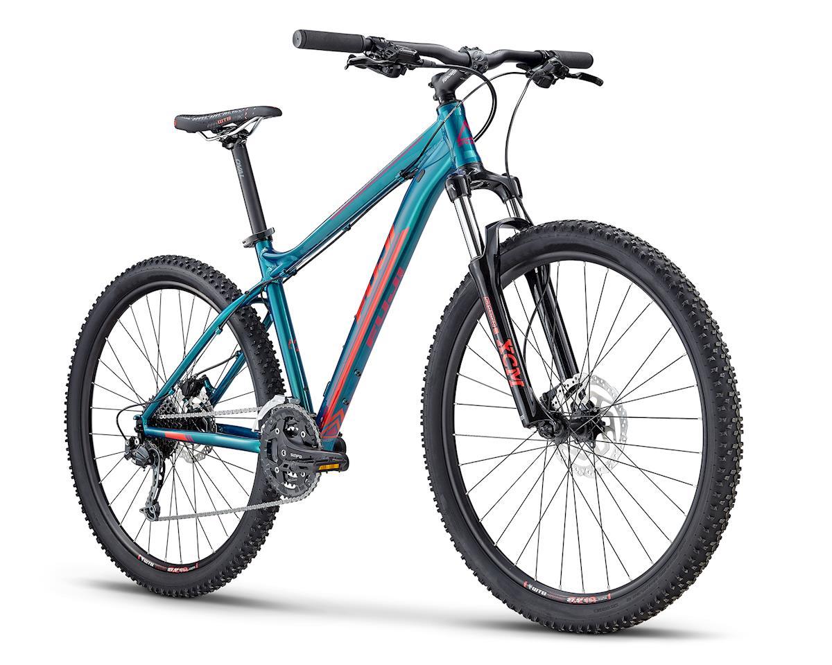 Fuji Bikes 2019 Addy 27.5 1.5 Women's Mountain Bike (Green Lagoon) (XS)