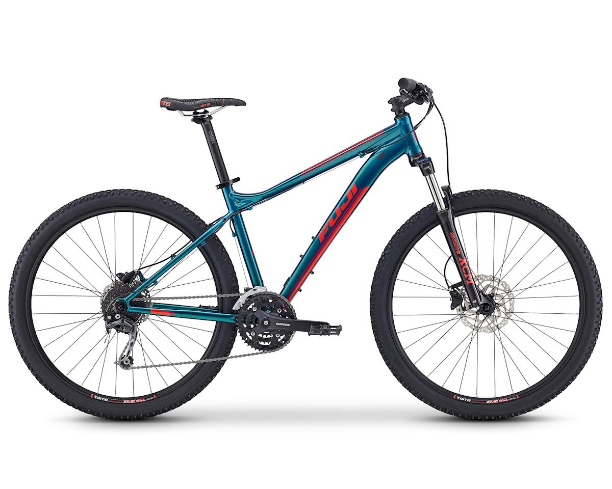 Fuji Bikes 2019 Addy 27.5 1.5 Women's Mountain Bike (Green Lagoon) (M)