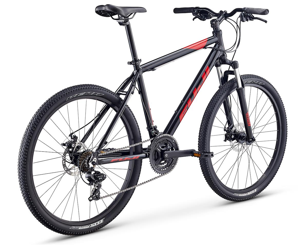 "Fuji Bikes 2019 Adventure 27.5 Mountain Bike (Black) (15"")"
