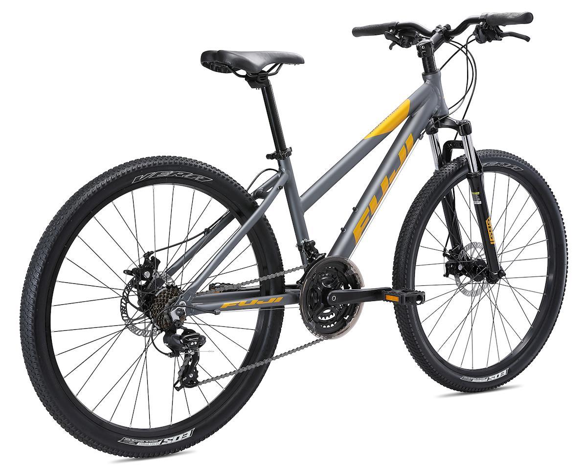"""Fuji Bikes 2019 Adventure 27.5 ST Mountain Bike (Dark Grey) (13"""")"""