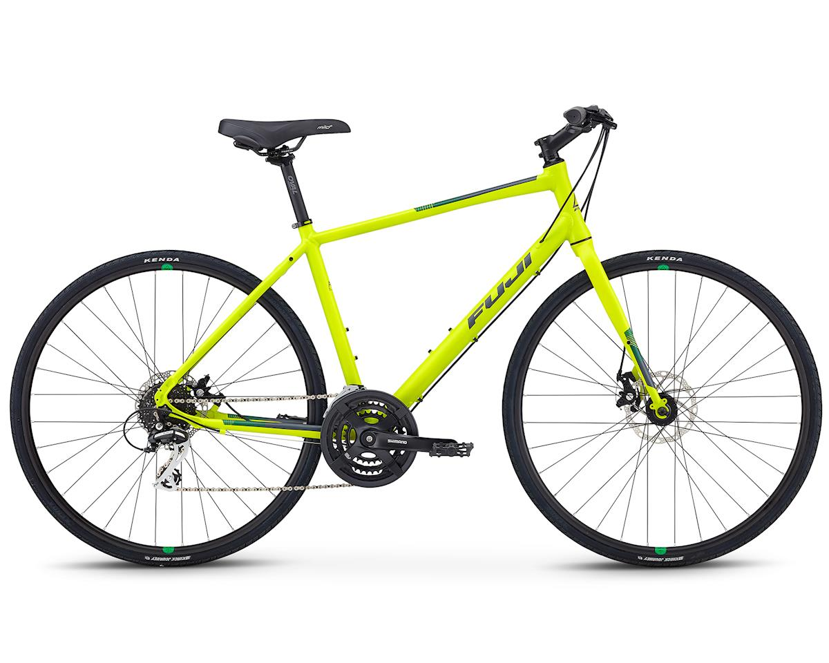 Fuji Bikes 2019 Absolute 1.9 Flat Bar Road Bike (Satin Citrus) (XL)