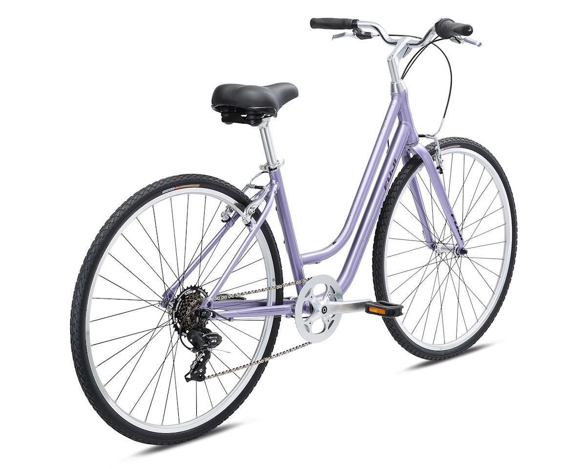 Image 2 for Fuji Bikes 2020 Crosstown 2.3 LS Womens Comfort Bike (Lavender) (M)