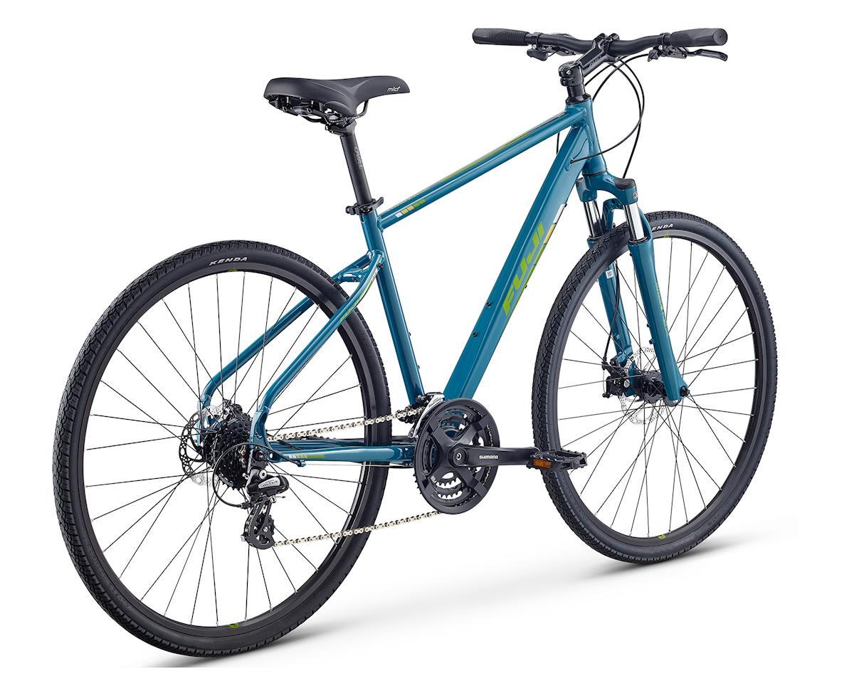 Fuji Bikes Traverse 1.5 All-Terrain Bike (Blue Green) (L)