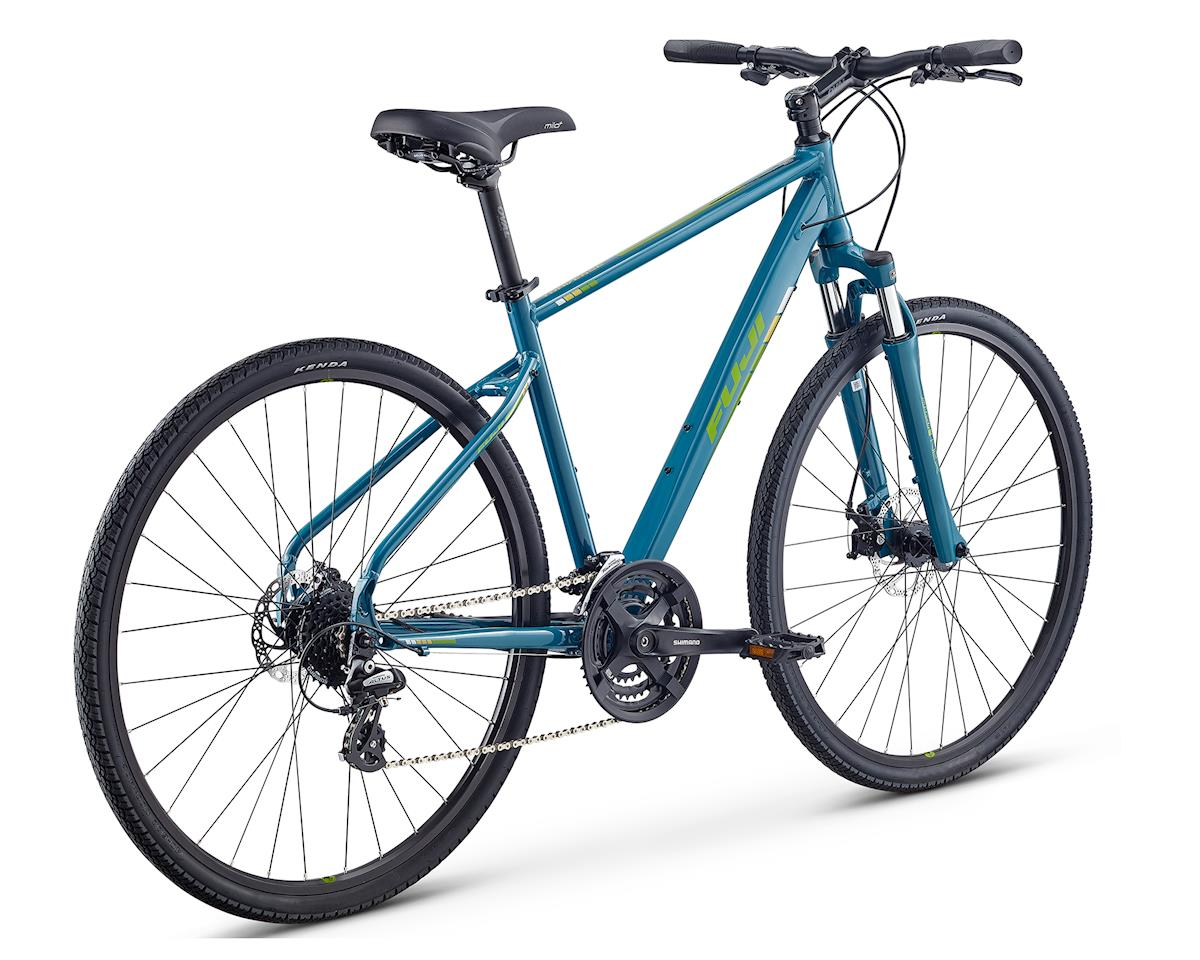 Image 2 for Fuji Bikes Traverse 1.5 All-Terrain Bike (Blue Green) (XL)