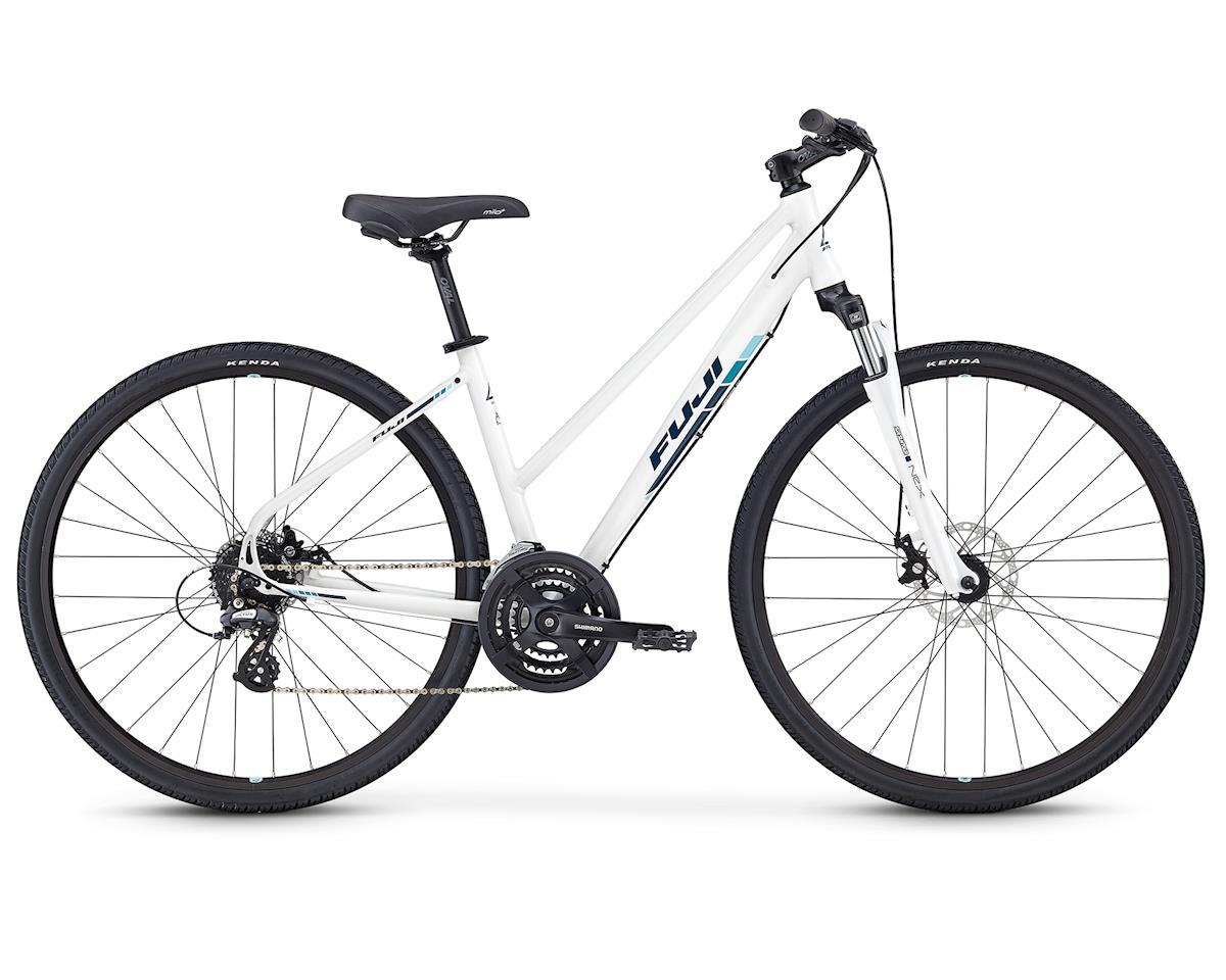 Fuji Bikes Traverse 1.5 ST Women's Mountain Bike (Pearl White) (M)