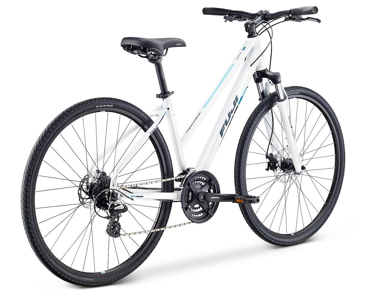 Fuji Bikes Traverse 1.5 ST Women's Mountain Bike (Pearl White) (L)