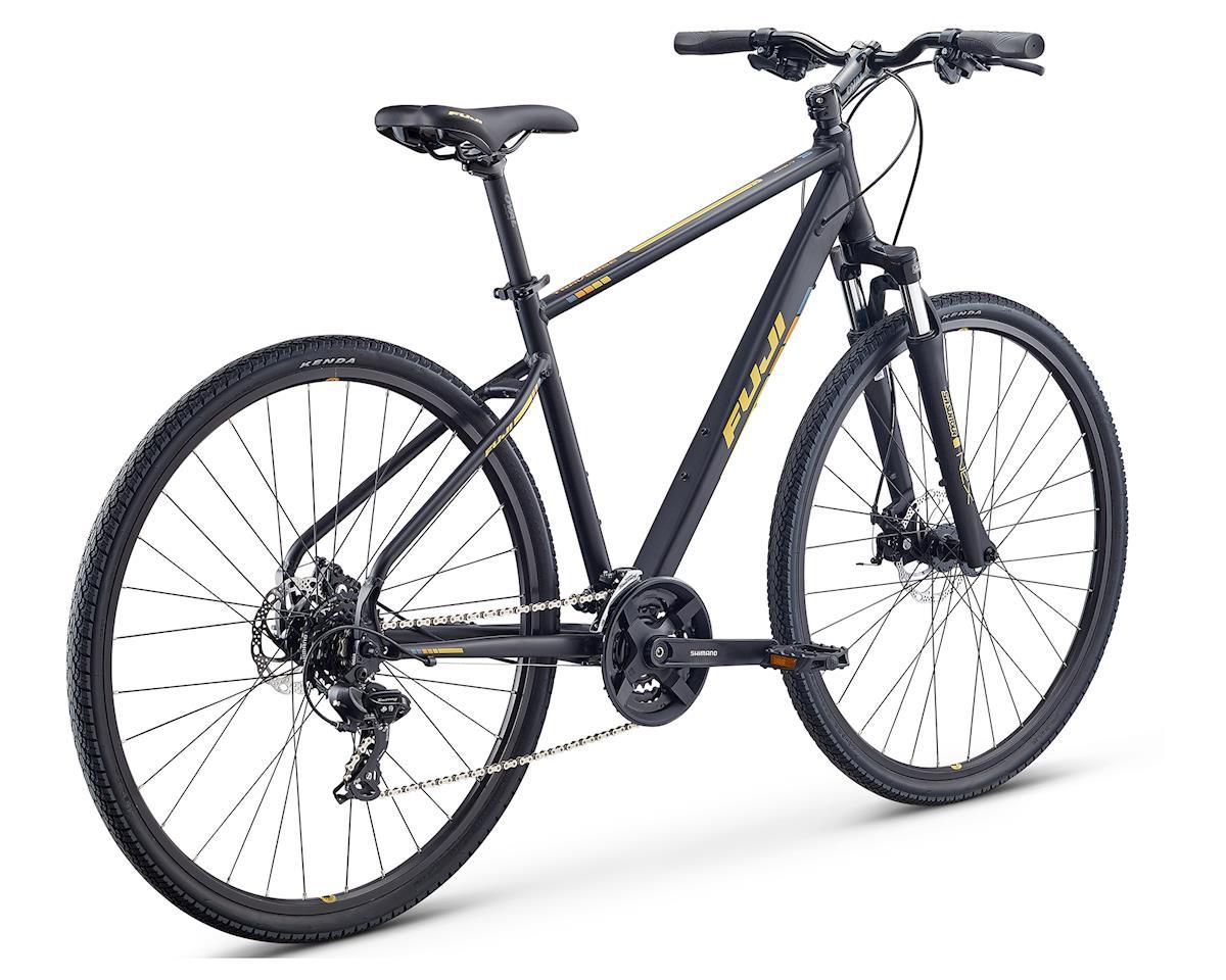 Fuji Bikes Traverse 1.7 Dual-Sport Bike (Satin Black) (M)