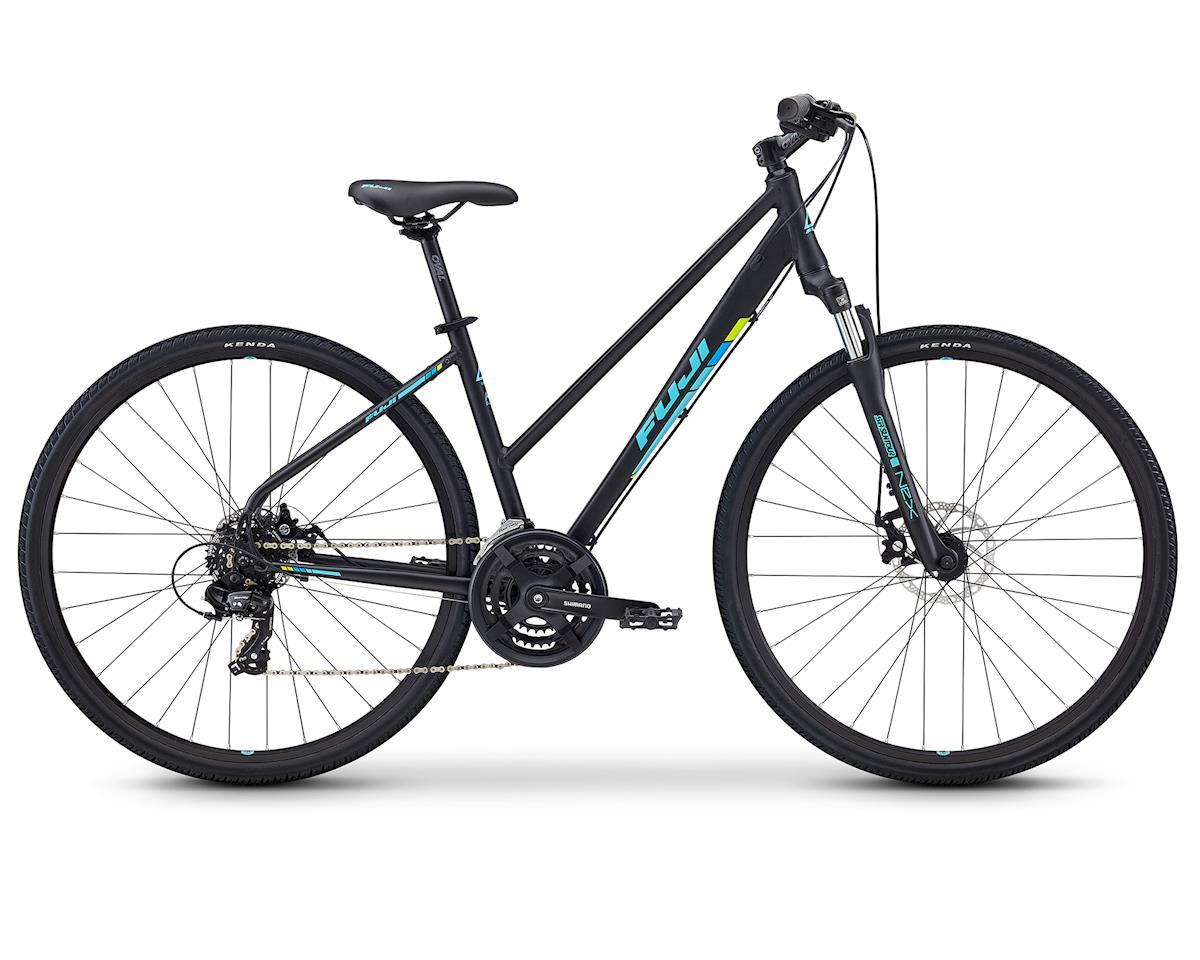 Fuji Bikes Traverse 1.7 ST Women's Cross Terrain Bike (Satin Black) (M)