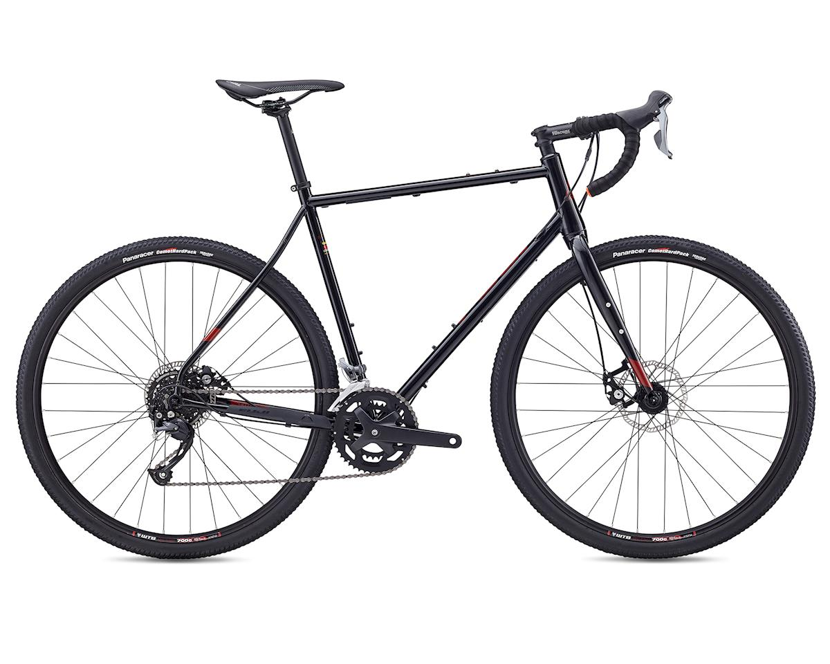 Fuji Bikes 2019 Jari 2.5 Road Bike (Black/Brick Red)