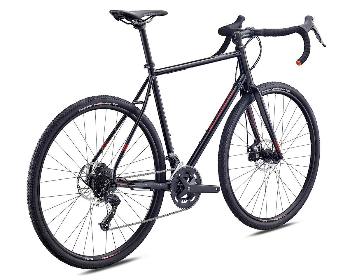 Fuji Bikes 2019 Jari 2.5 Road Bike (Black/Brick Red) (S)