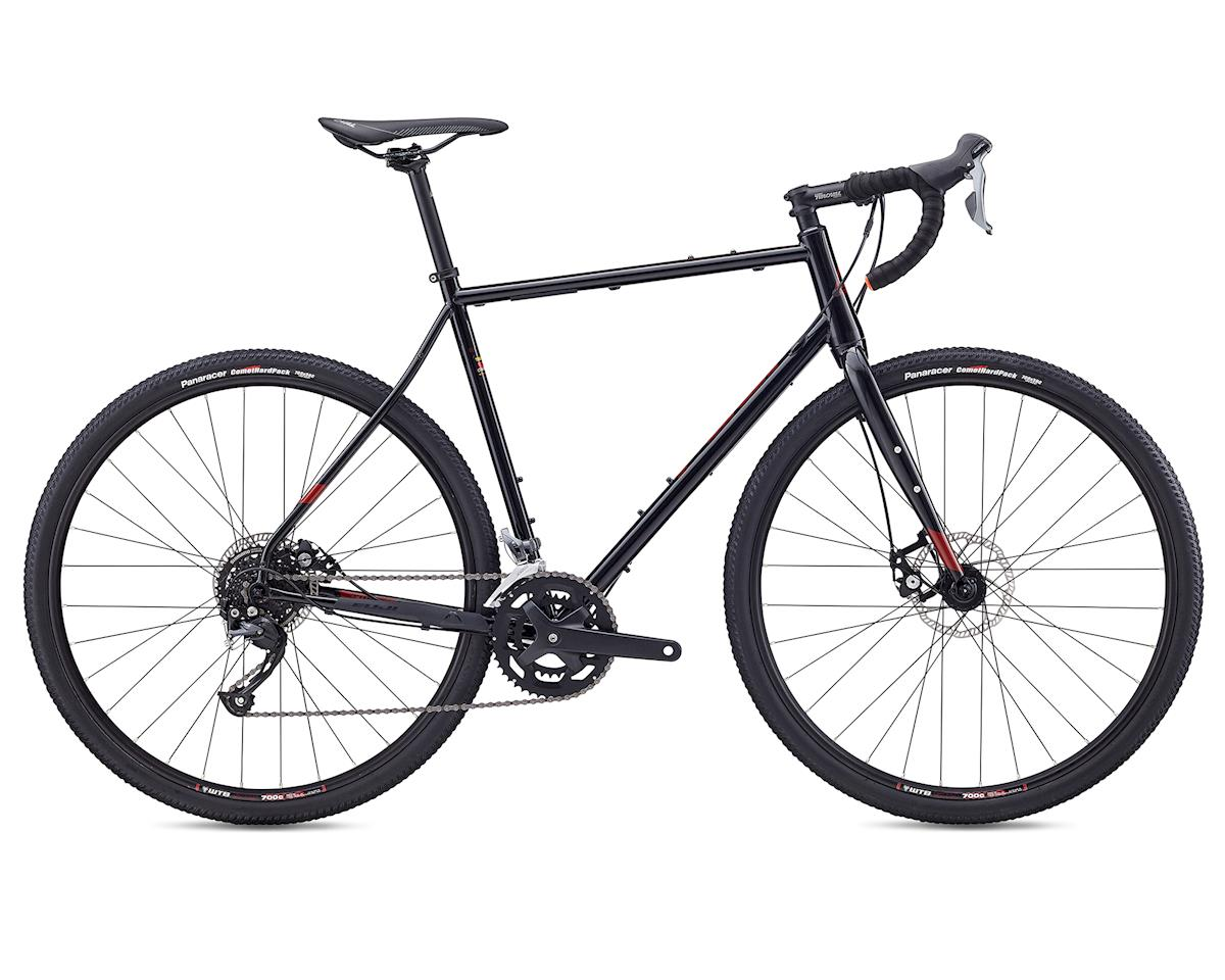Fuji Bikes 2020 Jari 2.5 Road Bike (Black/Brick Red) (L)