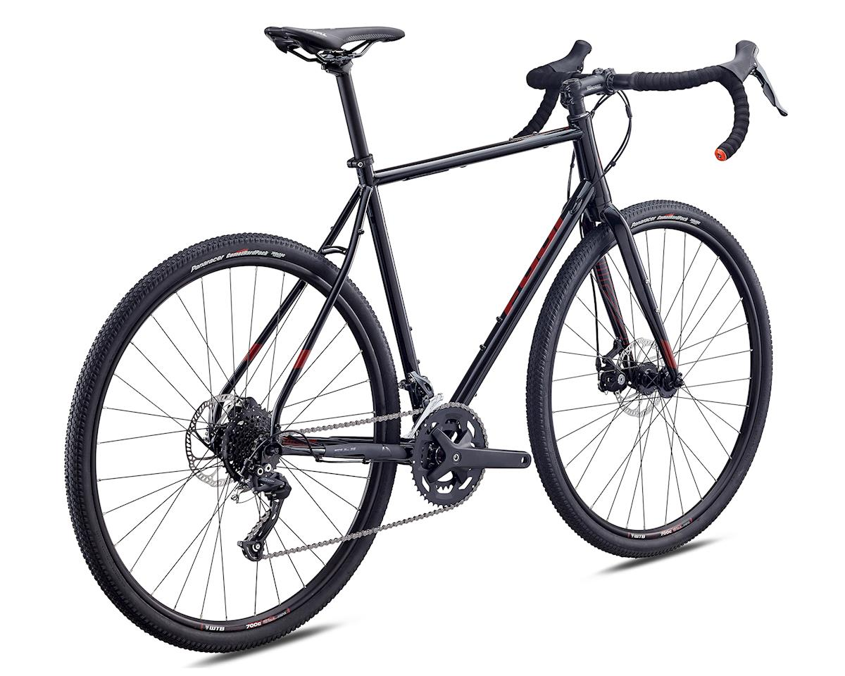 Image 2 for Fuji Bikes 2020 Jari 2.5 Road Bike (Black/Brick Red) (L)