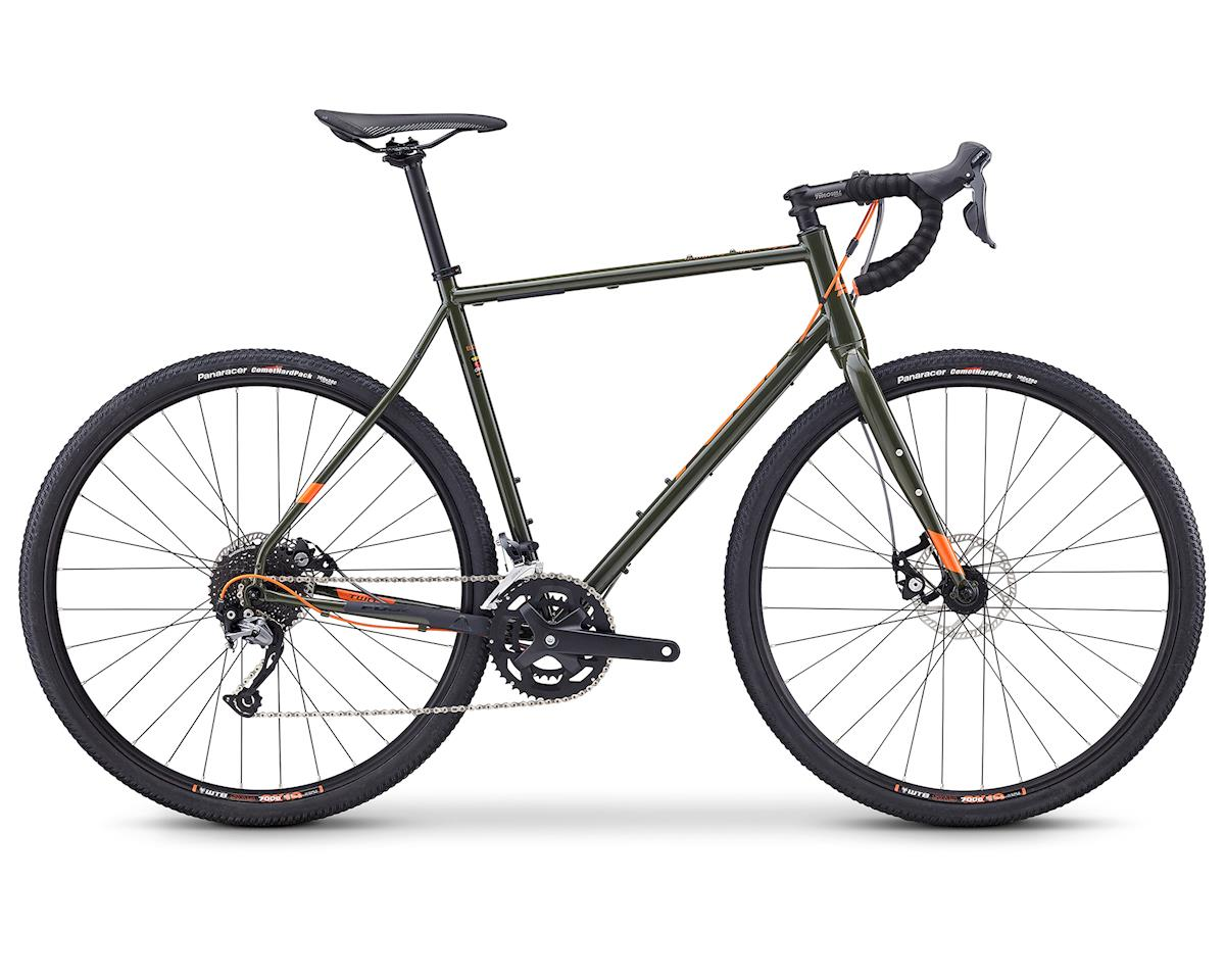 SCRATCH & DENT: Fuji Bikes 2019 Jari 2.3 Road Bike (Dark Green) (XL)