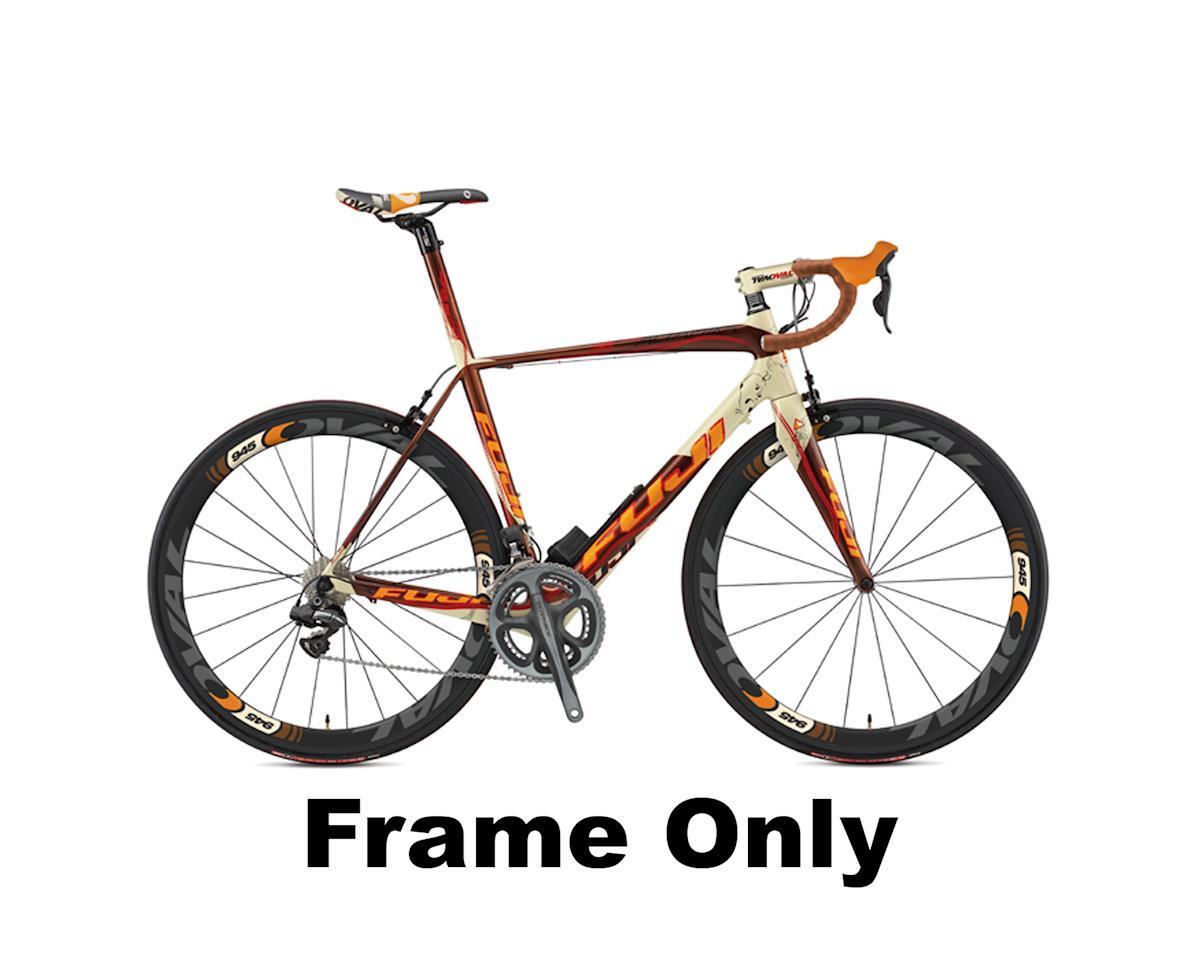Fuji Bikes Fuji Altamira LTD Carbon Frameset -- 2011 (Orange)