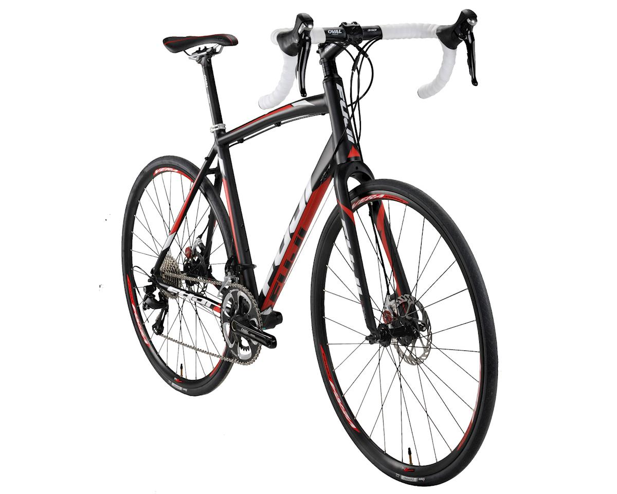 Image 1 for Fuji Bikes Fuji Sportif 1.0 LE Road Bike - 2015 Performance Exclusive (Black/Red)