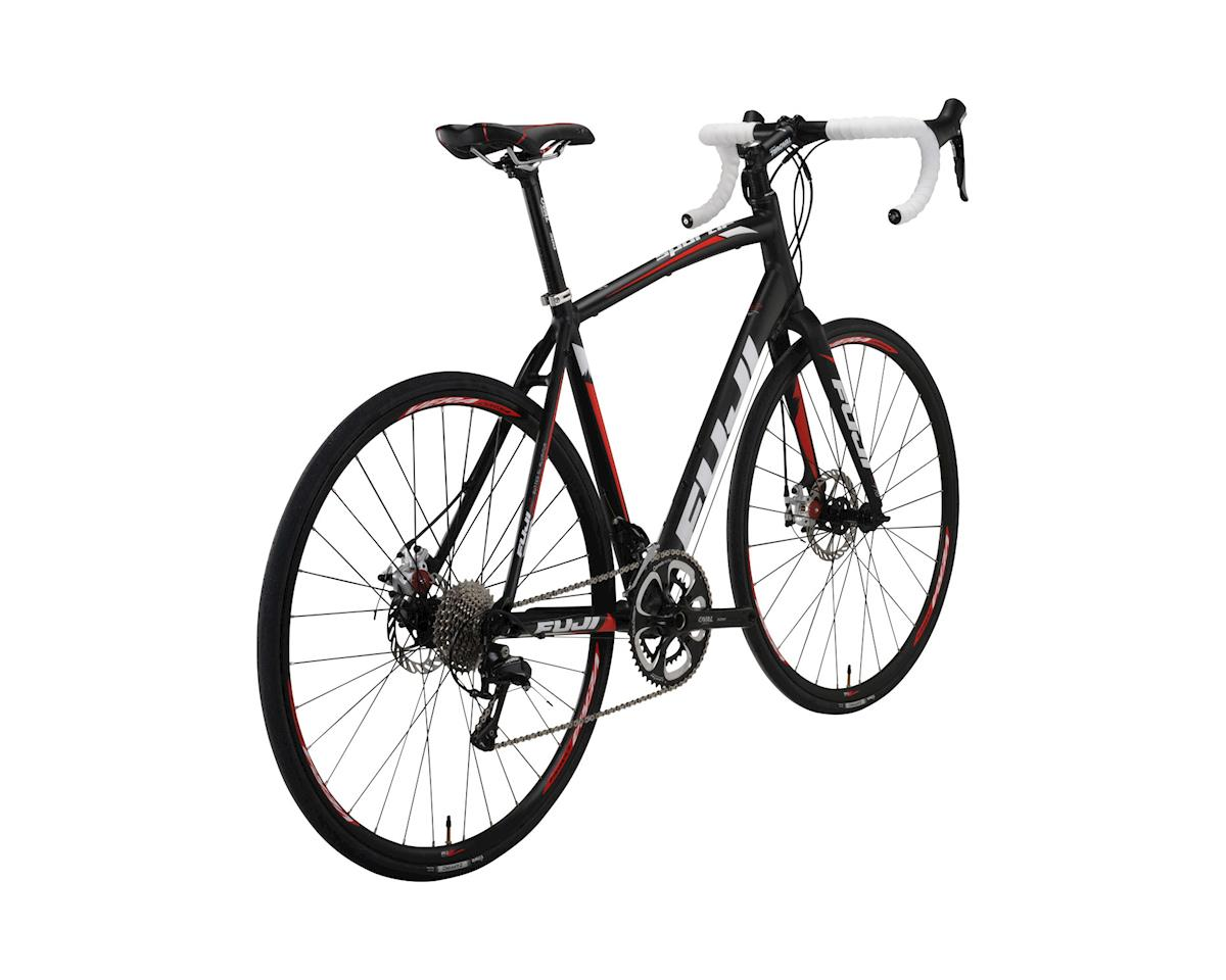 Image 2 for Fuji Bikes Fuji Sportif 1.0 LE Road Bike - 2015 Performance Exclusive (Black/Red)
