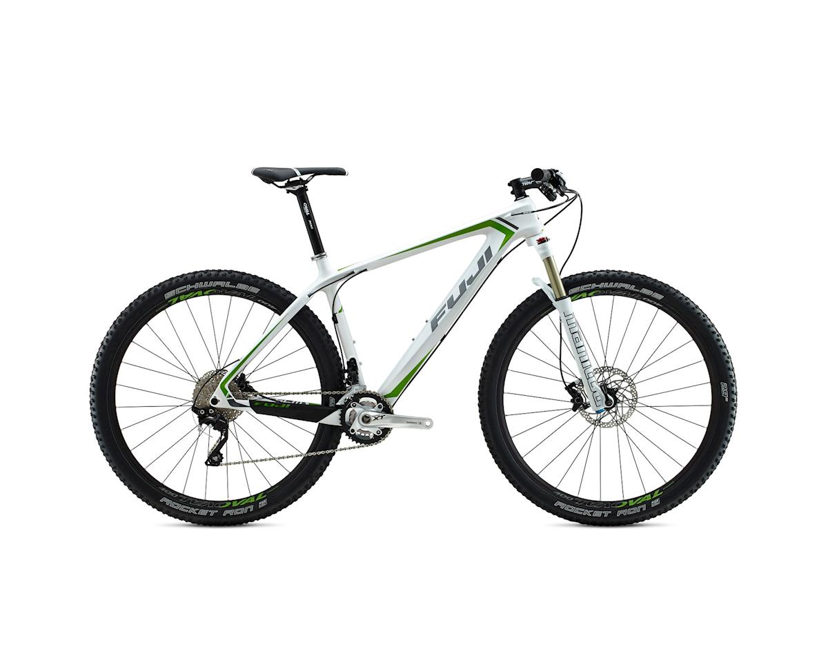 Fuji SLM 29 2.1 Disc 29er Mountain Bike - 2015 (Wh/Grn) (15)