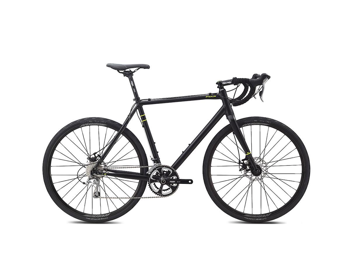 Fuji Bikes Fuji Tread 1.1 Disc Road Bike - 2015 (Black)