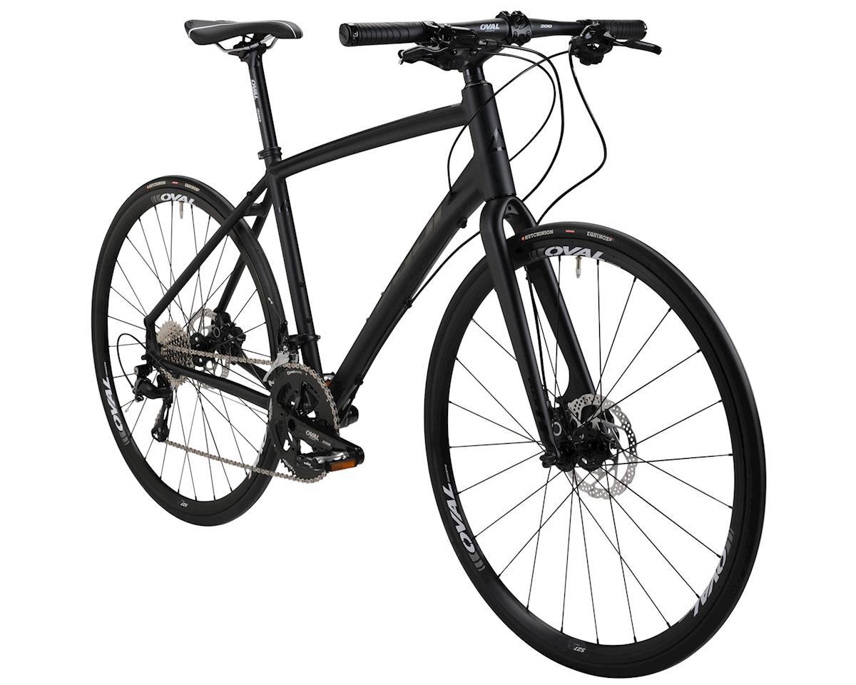Fuji Absolute 1.0 LE Disc Flat Bar Road Bike - 2015 - Performance Exclusive (Black) (15)