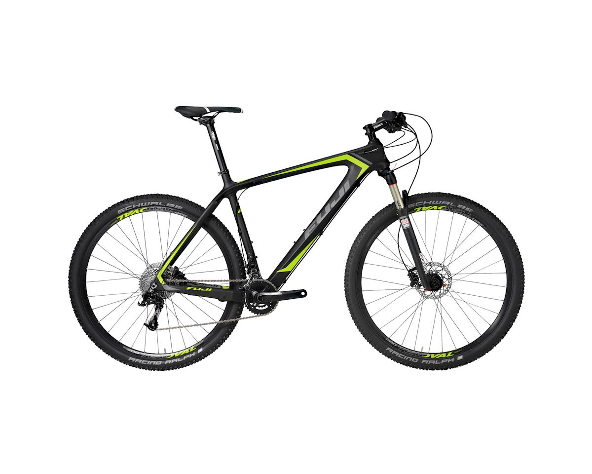 Fuji Bikes Fuji SLM 2.2 LE Mountain Bike - 2015 - Performance Exclusive (Carbon/Orange)