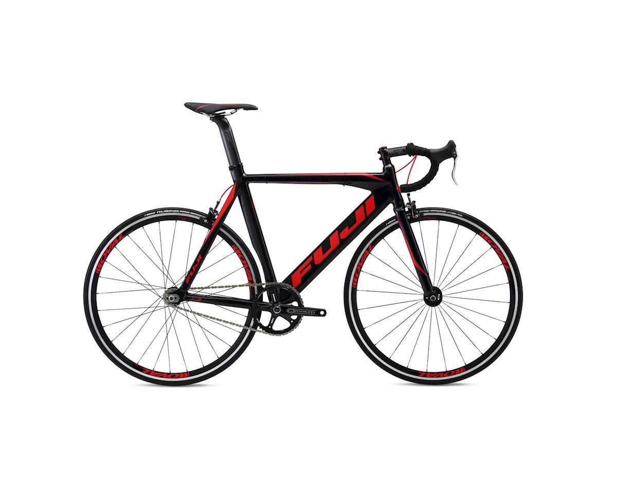 Fuji Bikes Fuji Track Pro - 2016 (Black/Red)