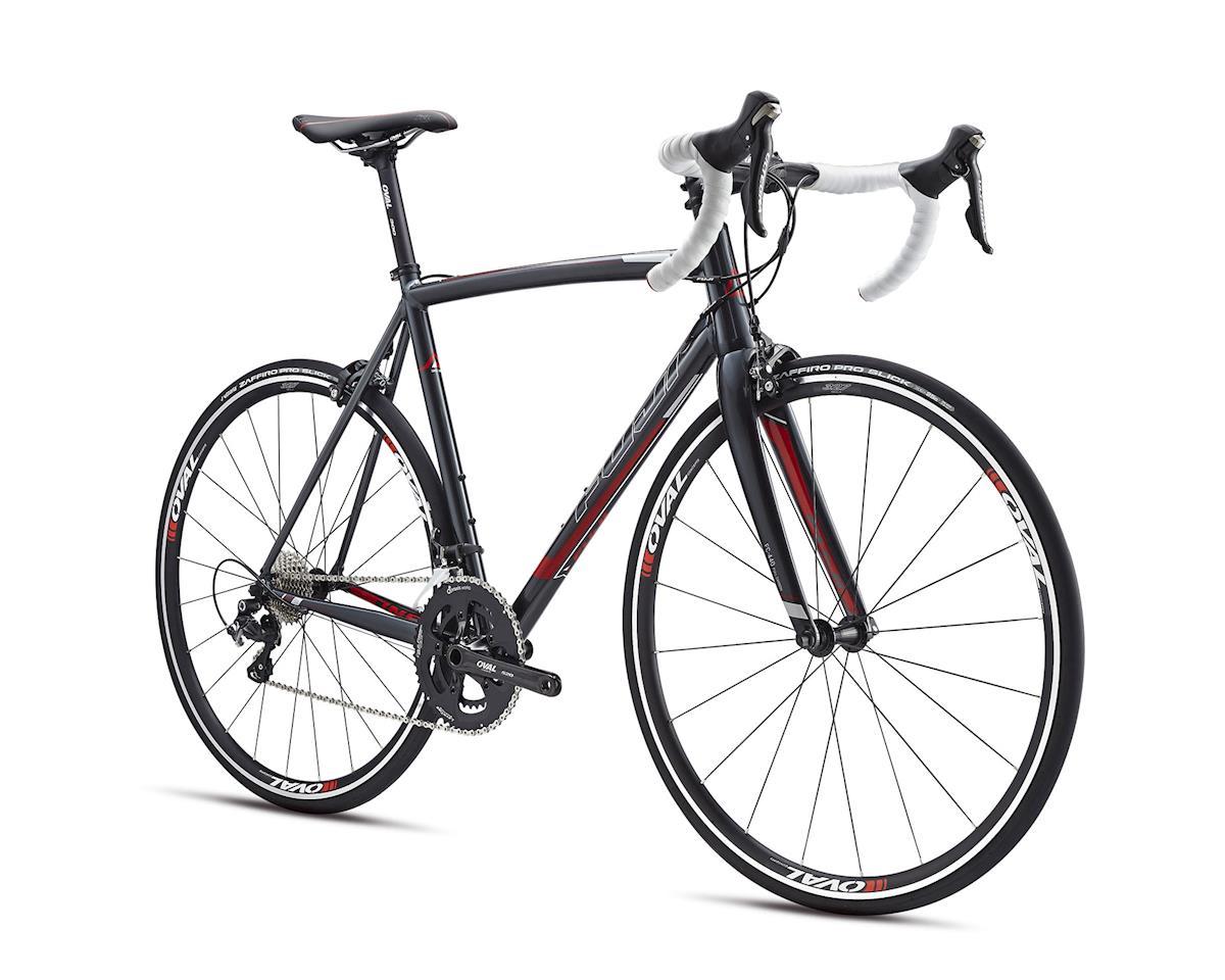 Fuji Bikes Fuji Roubaix 1.1 Road Bike - 2016 (Dark Grey)