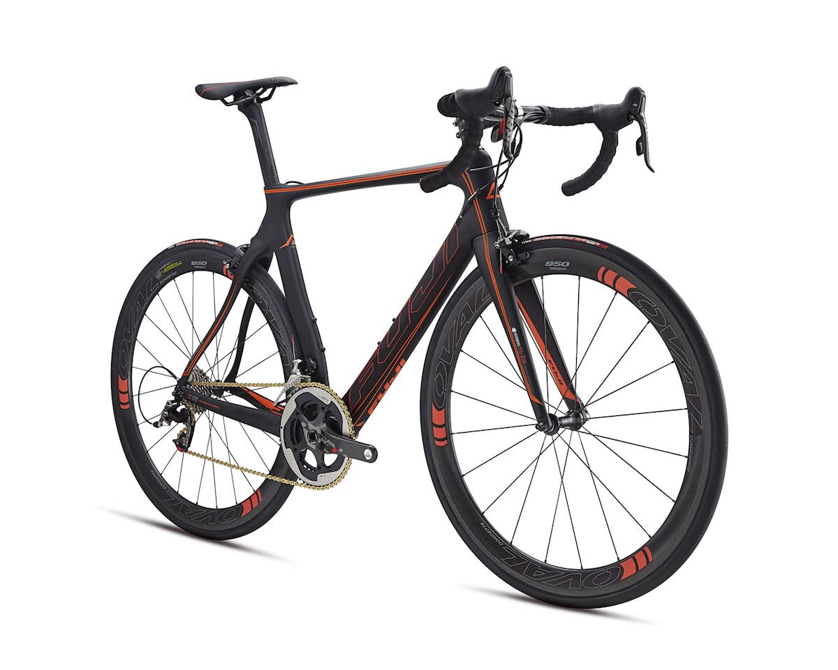 Fuji Bikes Fuji Transonic SL Road Bike - 2016 (Carbon/Orange)