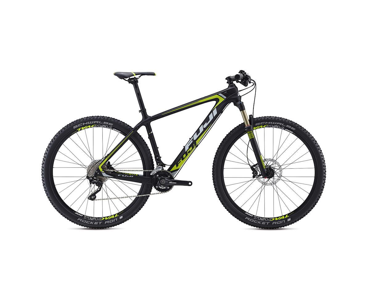 Fuji SLM 2.5 29er Mountain Bike - 2016 (Carbon/Silver) (15)