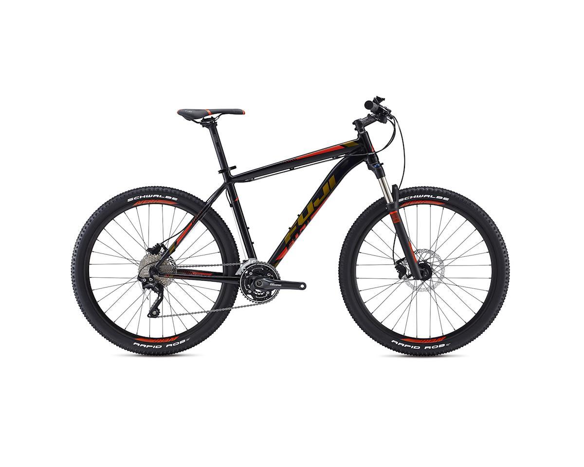 "Fuji Tahoe 1.5 27.5"" Mountain Bike - 2016 (Black) (15)"