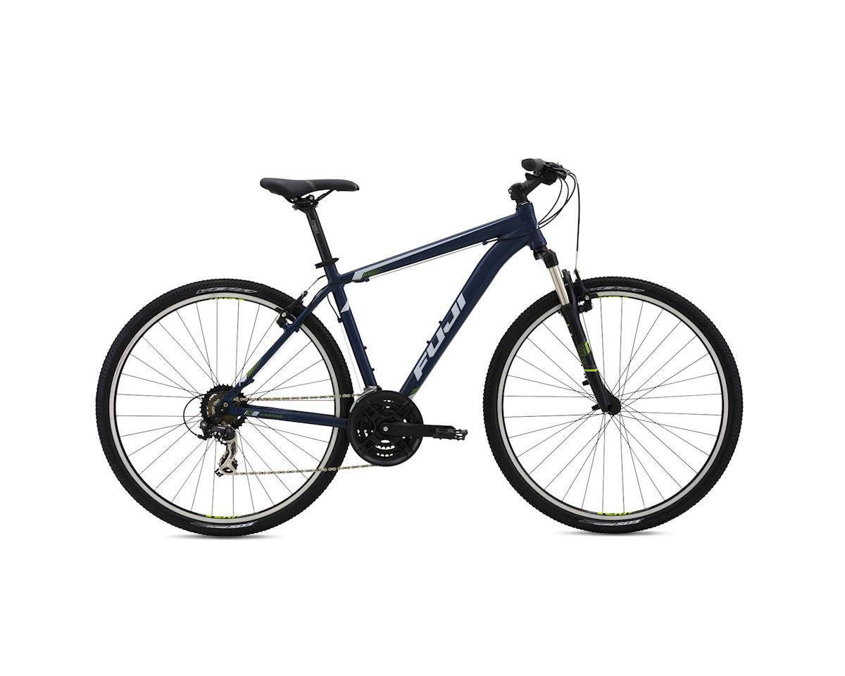 Fuji Traverse 1.9 Sport Hybrid Bike - 2016 (Blue) (15)
