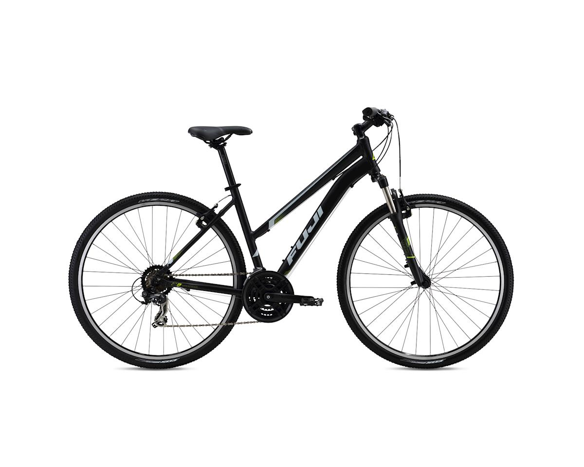 Fuji Bikes Fuji Traverse 1.9 Women's Sport Hybrid Bike 2016 (Black)