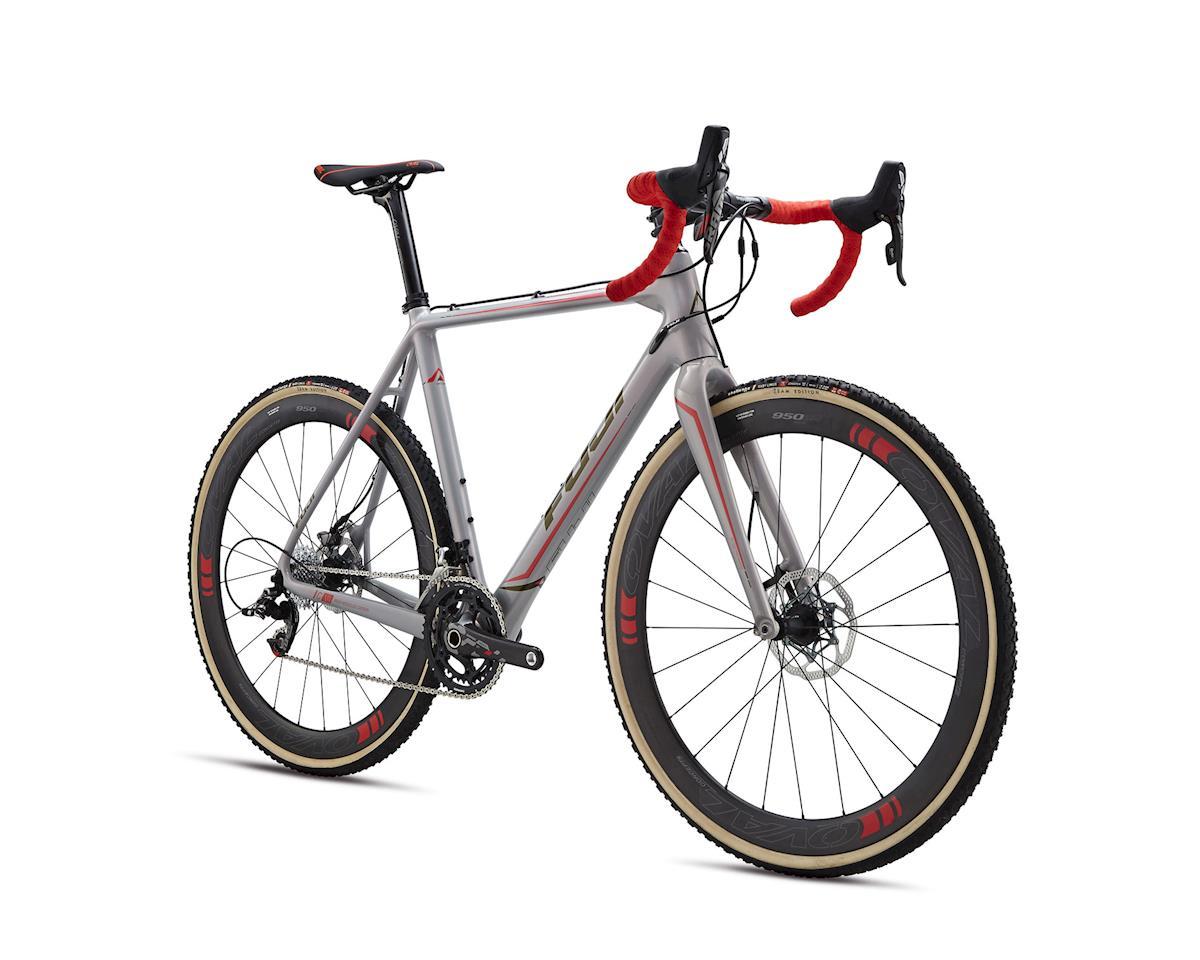 Fuji Bikes Fuji Altamira CX 1.1 Cyclocross Bike - 2016 (Silver)